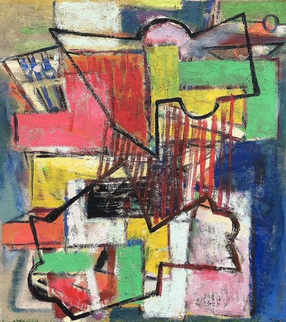 Ben Wilson, 'Carnival', ca. 1980, Lawrence Fine Art