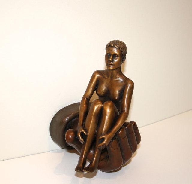 Reinhard Skoracki, 'A Handful', 2015, Kurbatoff Gallery