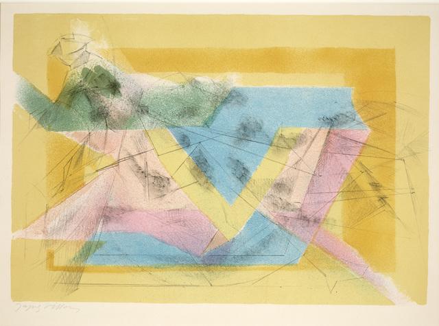 Jacques Villon, 'L'Ecuyere (The Equestrienne),' 1950, Dallas Museum of Art