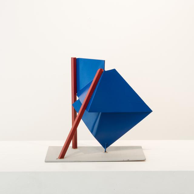 , 'Lillooet, maquette,' 2015, Studio 21 Fine Art