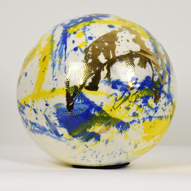, 'Paint Ball,' 2019, Stern Pissarro