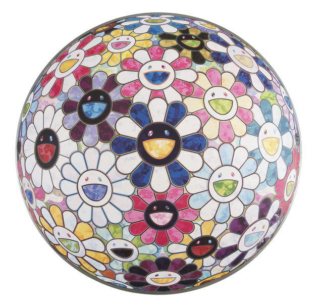 Takashi Murakami, 'Right There, The Breadth of the Human Heart', 2013, Julien's Auctions