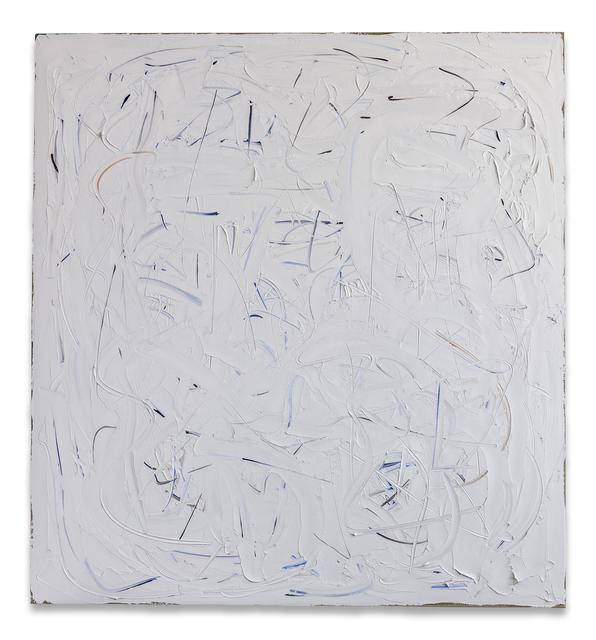 , 'Blue II,' 2018, Miles McEnery Gallery