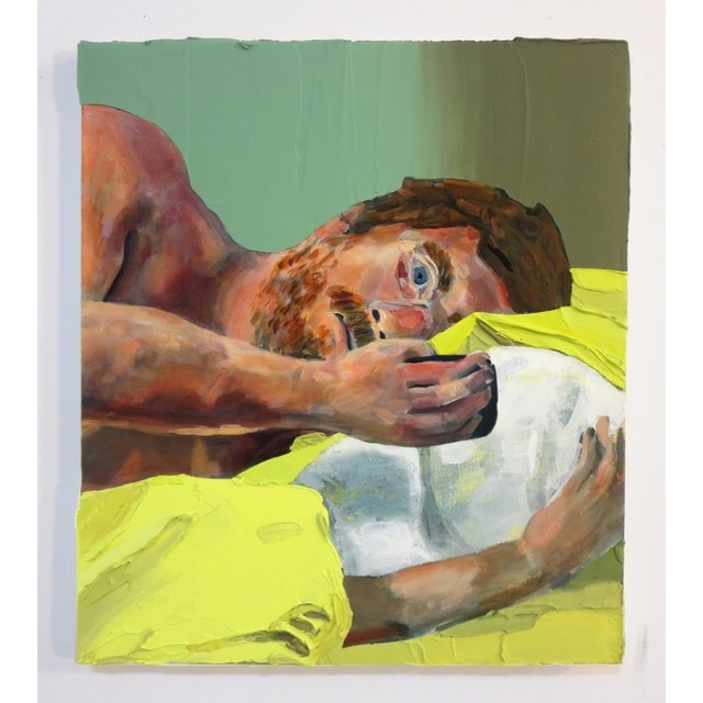 , 'In bed,' 2016, Park Place Gallery