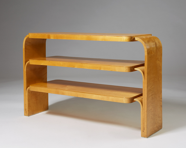 , 'Rare shelf,' 1933, Modernity