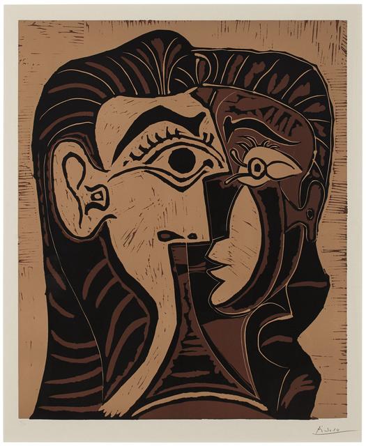 Pablo Picasso, 'Tête de femme', 1961, Christie's