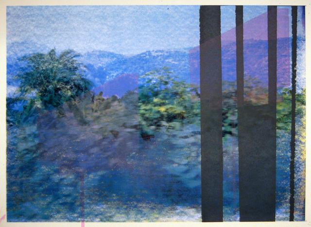Daniele Genadry, 'Between Saida and Sur (Blue)', 2009, In Situ - Fabienne Leclerc