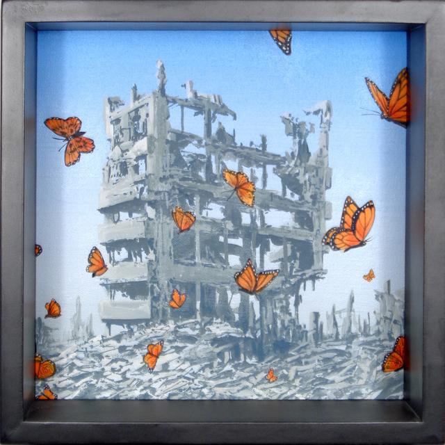 , 'Syrian Butterflies Large,' 2017, Gregorio Escalante Gallery
