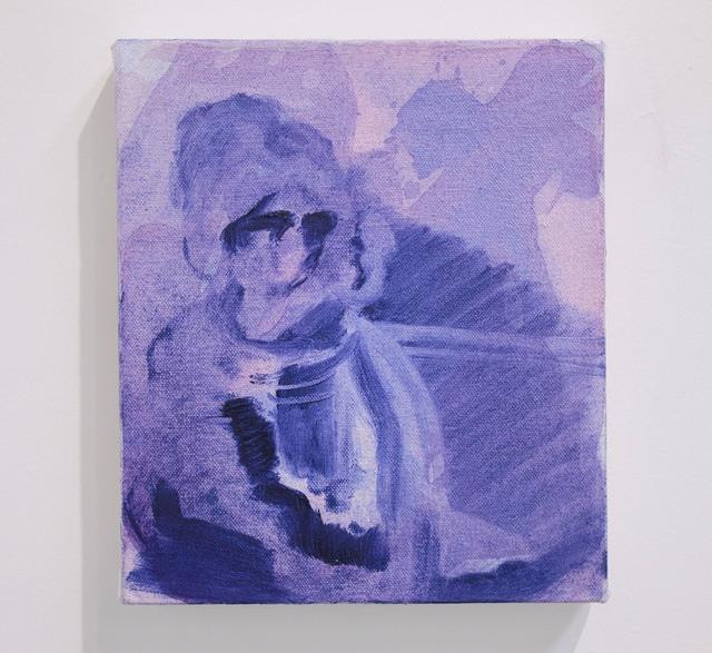 , 'Untitled (Purple Face),' 2017, Art Mûr