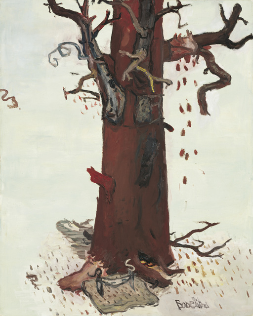 , 'The Tree,' 1966, Städel Museum