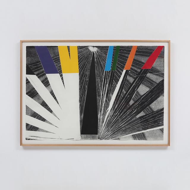 , 'Cor,' 2018, Carbono Galeria