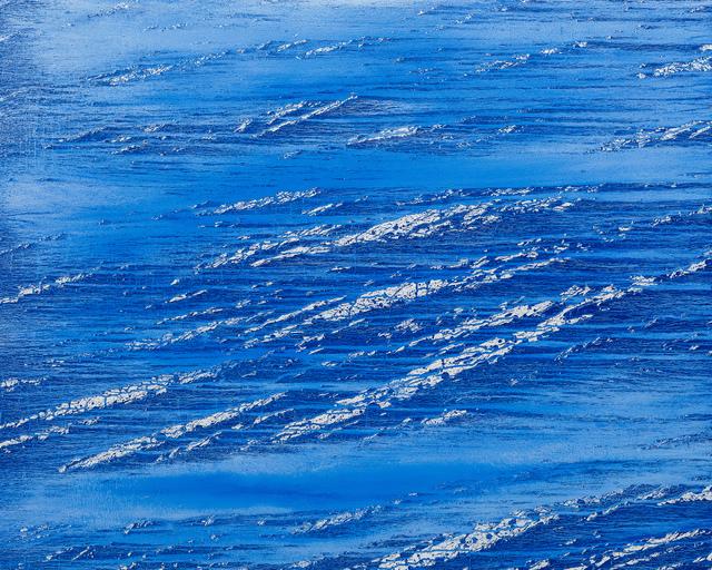 , 'Histoire bleu(170117),' 2017, Gallery Grimson