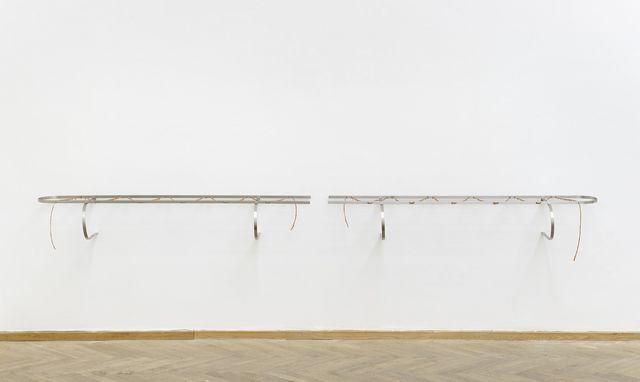, 'Phantom Racks (compost tissue),' 2017, Nils Stærk
