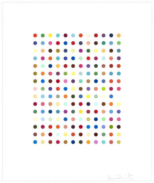 Damien Hirst, 'Ethidium Bromide Aqueous Solution', 2005, Gregg Shienbaum Fine Art