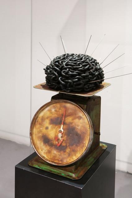 , 'Brain,' 2016, Savina Museum of Contemporary Art