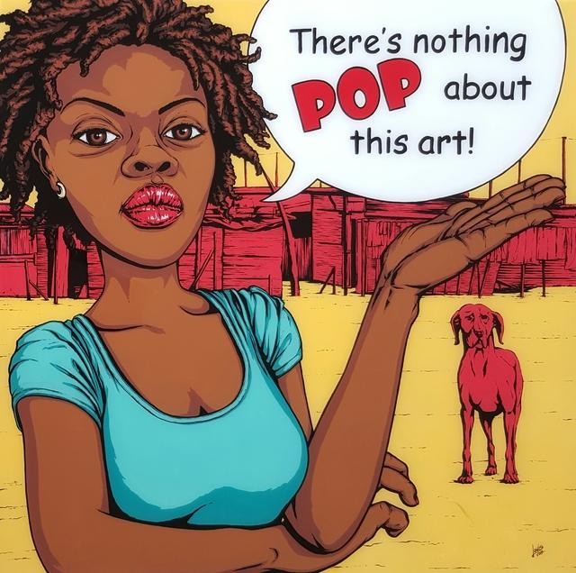 , 'POP AFRICA ,' 2017, Art Eye Gallery
