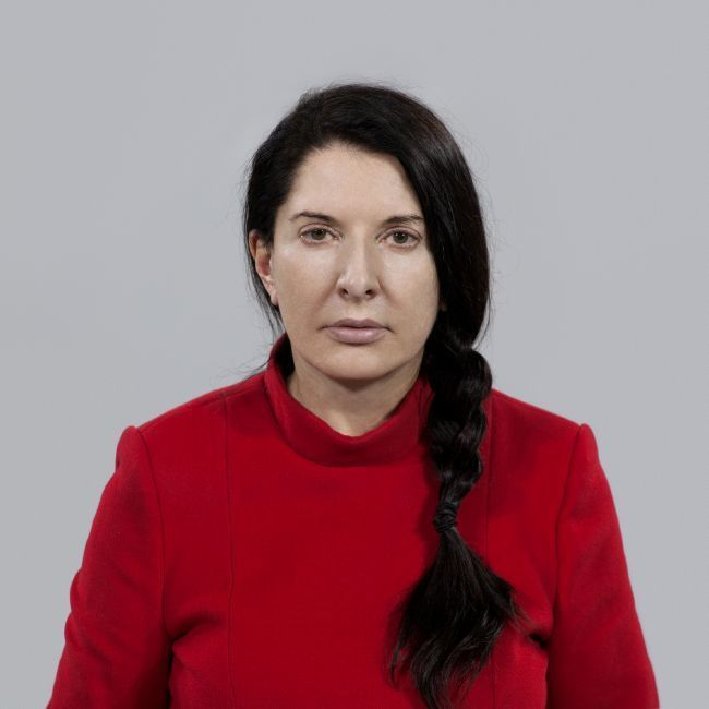 MARINA ABRAMOVIĆ - The Cleaner.
