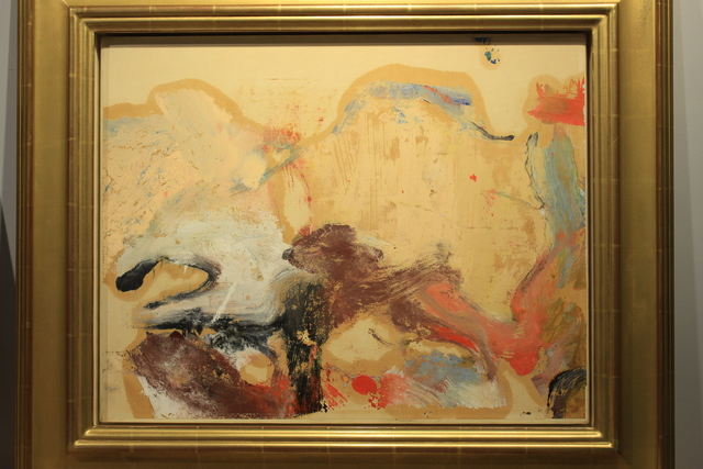 , 'Untitled Abstract Composition,' 1967, Woodward Gallery