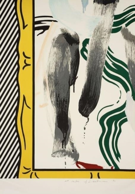 Roy Lichtenstein, 'Against Apartheid', 1983, Vertu Fine Art