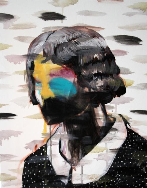, 'Girl Portrait,' ca. 2015, Galerie Sandhofer