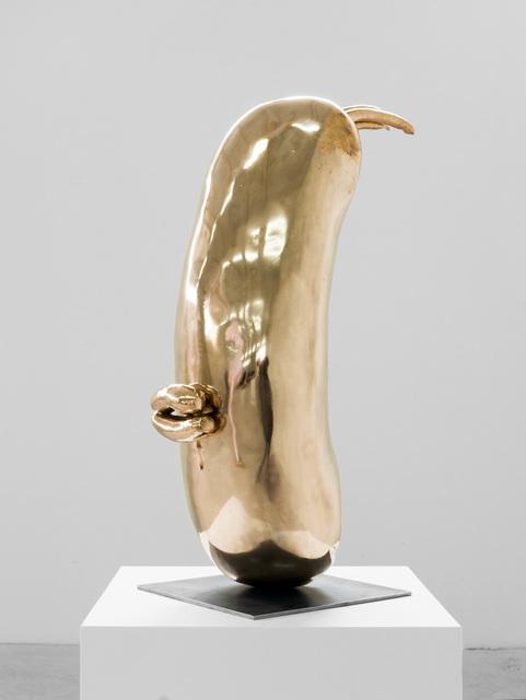 , 'Head (Lips),' 2014, Lehmann Maupin
