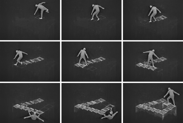 , 'IMPOSSIBLE STAIRCASE,' 2016, Tucci Russo Studio per l'Arte Contemporanea