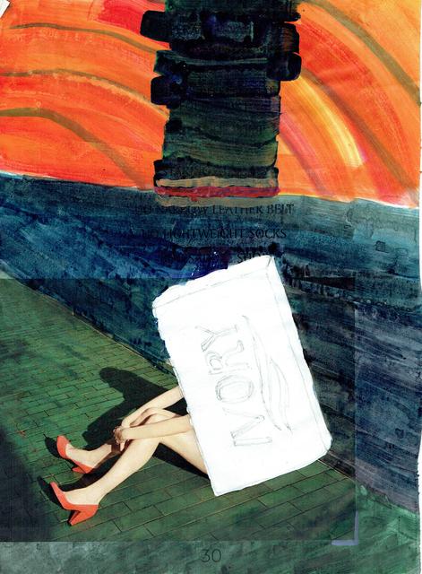 , 'Ivory Anthropologie #21,' 2010, Bert Green Fine Art