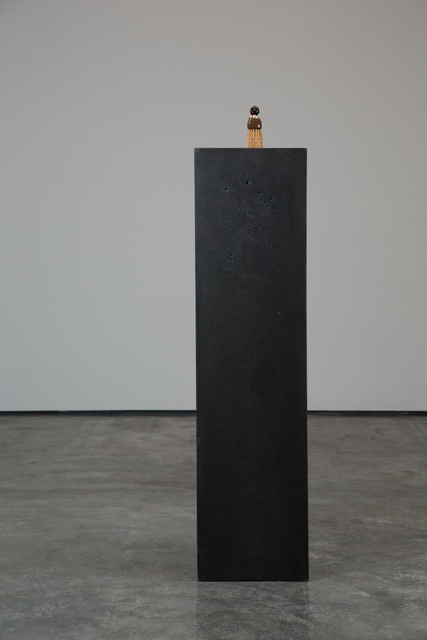 , 'Self-cleaning Stack,' 2012, White Cube