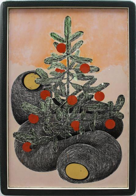 , 'Weihnachtsbaum I (christmas tree I),' 2017, galerie burster