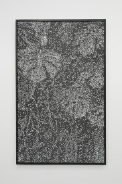 , 'Stay Gold (Silver),' 2014, García Galeria