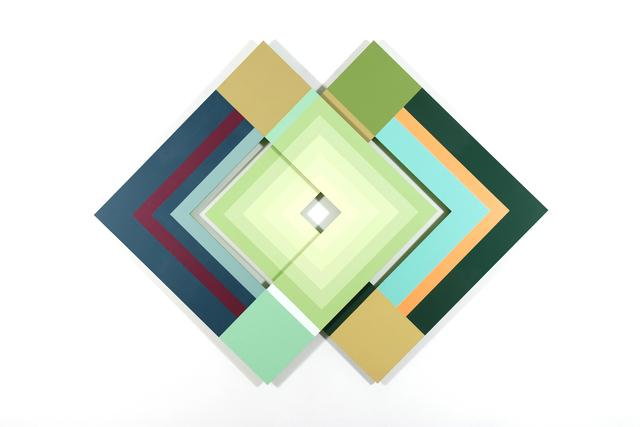 Carla Paola Bertone, 'Rhombus', 2006, Museo de Arte Contemporáneo de Buenos Aires