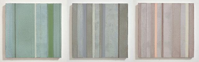 , '朴 (三联之一),' 2014, Triumph Art Space