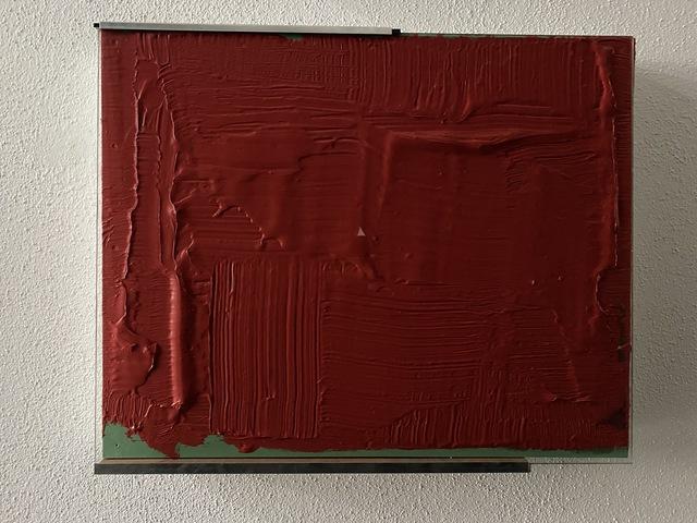 "Cabrita, '""LANDSCAPE 2020 (SERIES III)"" ', 2020, Painting, Acrylic on wood on aluminium, rubber, glass, Galería Juana de Aizpuru"