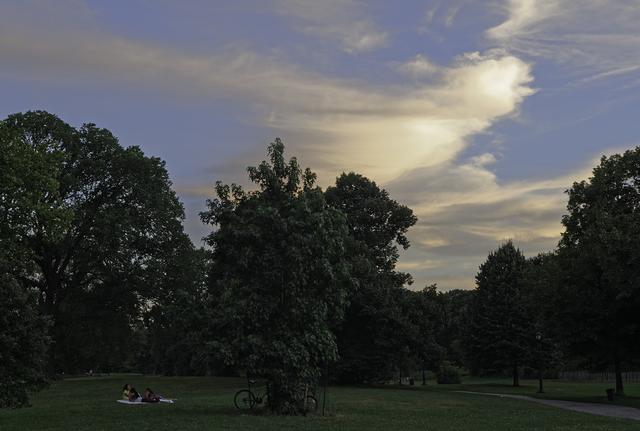 , 'Prospect park pastoral,' 2012, Galleria Heino