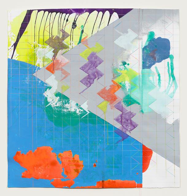 Anne Sherwood Pundyk, 'Vine', 2016, Adah Rose Gallery