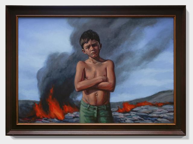 , 'No Hay Nada Mas,' 2016, Paradigm Gallery + Studio