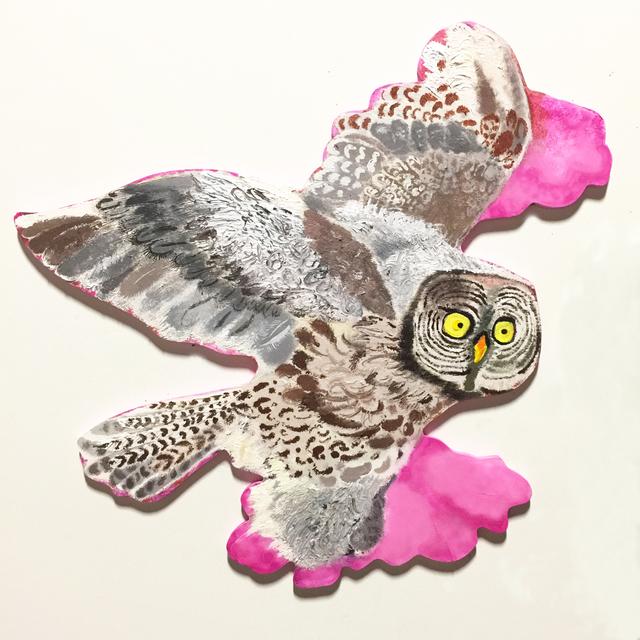 , 'Dream Owl,' , InLiquid