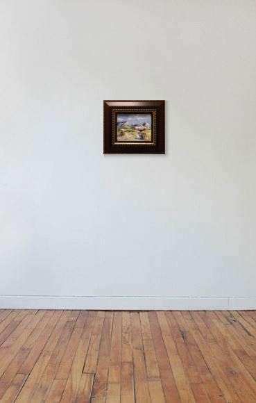 William Vincent Kirkpatrick, 'Landscape 30', Baterbys Art Gallery