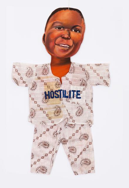 , 'Hostilite,' 2008, Stevenson