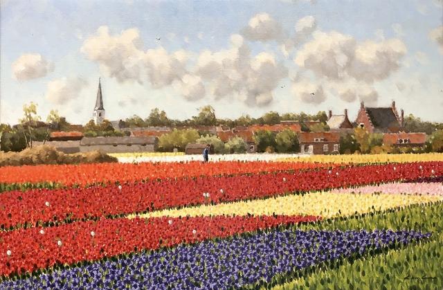 , 'Bulb fields Noordwijkerhout ,' , ArtBoutique