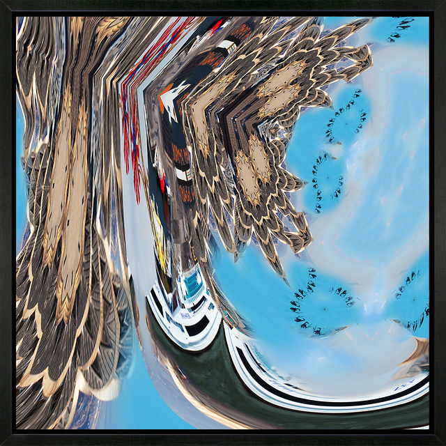 , 'Chrysler Sky View,' 2016, Elizabeth Keithline
