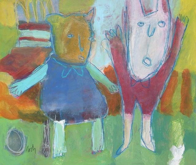 , 'Aria,' 2017, Hanson Howard Gallery