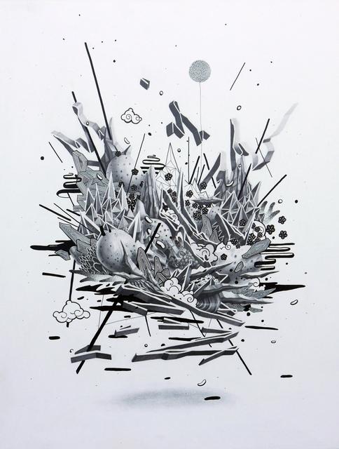 , 'Scene 13-W,' , Mirus Gallery