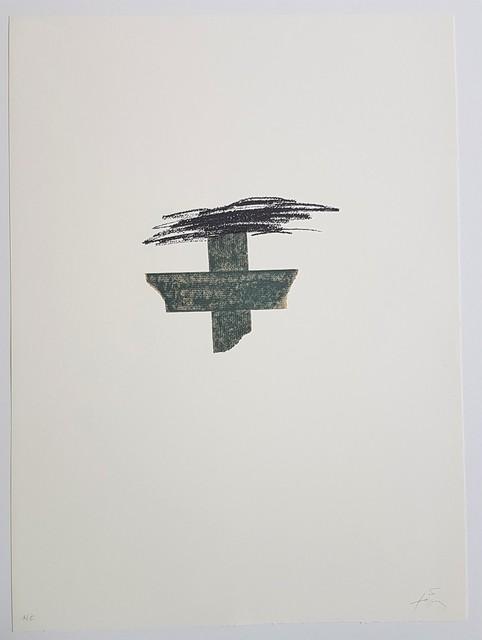 Antoni Tàpies, 'Llambrec-1', 1975, Cerbera Gallery