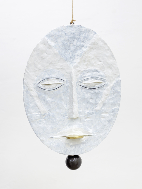 Honza Zamojski, 'The Head', 2019, Christine König Galerie