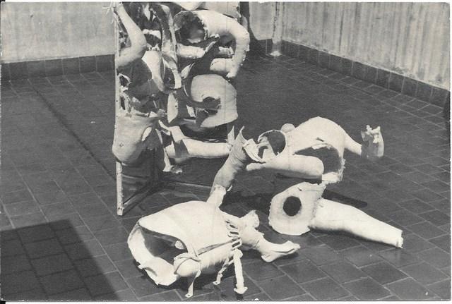 , 'Untitled. Atelier Squirru - Puzzovio, Buenos Aires, Argentina.,' 1963, Rolf Art