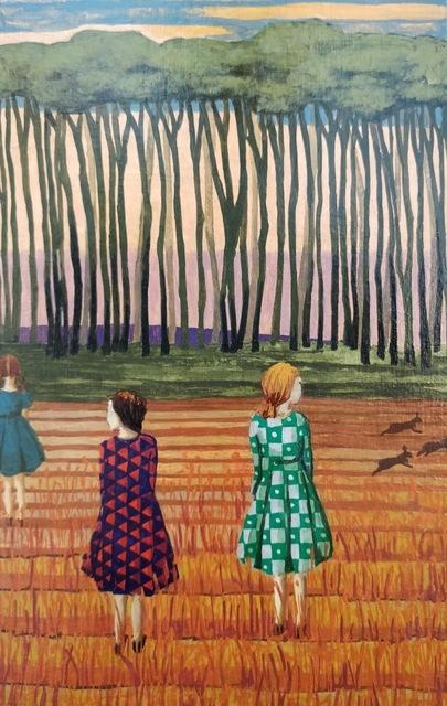 , 'Brasenose Woods,' 2018, Long & Ryle