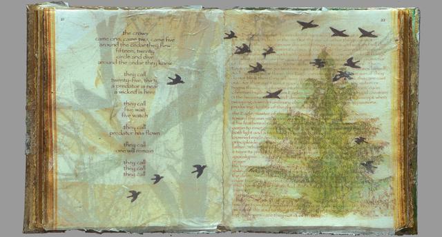 ", '""Book of Crows"",' , CK Art"