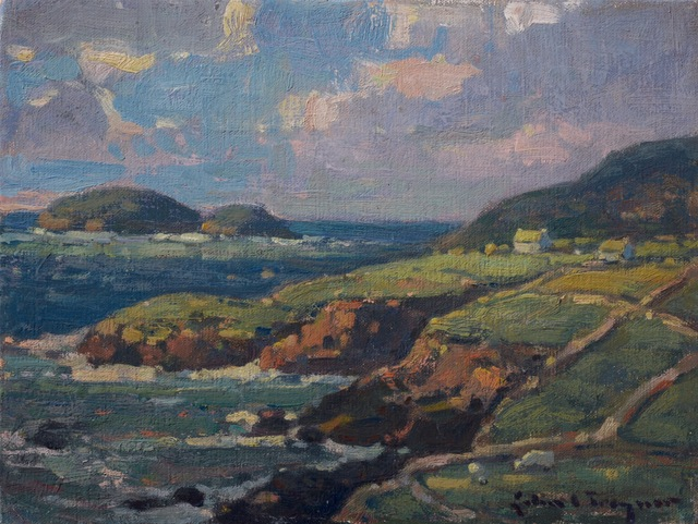 , 'Owl's Nest Ring of Kerry / Hog's Head,' , J. Cacciola Gallery