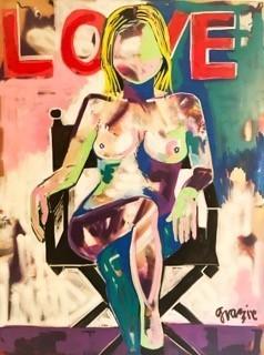 , 'Love Kate,' 2017, Flat Space Art